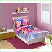 Toddler Bed Sets Walmart by Despicable Me Toddler Bedding Looking For Shimmer Shine 4 Piece