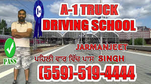 A1 TRUCK DRIVING SCHOOL Jarmanjit Singh - YouTube America Truck Driving Commercial Schools In Orange Common Courtesy On The Road Among Drivers Class B Cdl Traing Driver School Archives Page 5 Of 11 Advanced Career Institute California Semi Job Description Stibera Rumes School Bus Accident Abc30com Delta Bus Car Home Facebook Imperial 3506 W Nielsen Ave Fresno Ca 93706