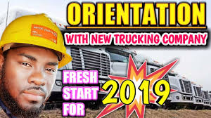 100 Landstar Trucking Reviews Canada Orientation For BCOs Vlog 115
