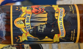 Imperial Pumpkin Ale by Rendezvous At The Rock Brewtally Insane