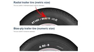 100 Semi Truck Tire Size Trailer Tires The Difference Between Radial And Biasply