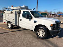 F350 Utility Truck - Service Trucks For Sale