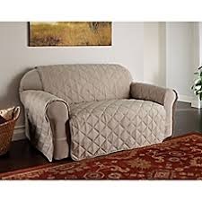 Bed Bath Beyond Sofa Covers by Sofa Covers U0026 Furniture Slipcover Collections Bed Bath U0026 Beyond