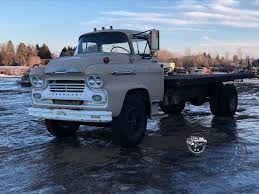 100 Spartan Truck Body 1959 Chevrolet LCF Vintage Cars S Angry Auto Group Minot
