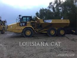 100 Used Trucks In Lafayette La Caterpillar 730C2 For Sale LA Price 348611 Year 2016