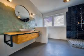 beton ciré bäder fugenloses design raumkonzept trier