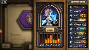 Hearthstone Mage Decks Hearthpwn by 14 Legendaries In An Arena Deck The Arena Hearthstone Game