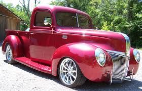 1941 Ford Pickup Street Rod - YouTube