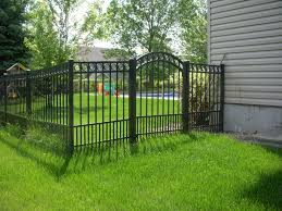 Decorative Garden Fence Panels by Privacy Aluminum Fence Panels Best House Design Diy Aluminum