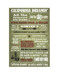 100 Pickup Truck Kings Of Leon Lyrics California Dreamin Typography 11x14 Grunge Song Lyric Etsy