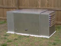 powershelter iii enclosure for storing and running portable