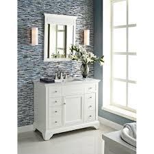 18 Inch Wide Bathroom Vanity by Fairmont Designs 1502 V42 Framingham 42