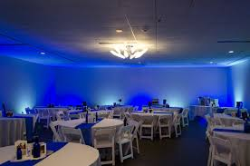 blue led wall lights caputcauda