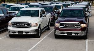 Ram Hosts Giant Dallas-area Laramie Longhorn Dealer Drive-away Event