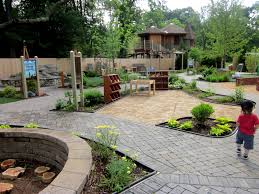 The Tiny Hummingbird: Our Big Backyard | A Day At The Zoo Best 25 Large Backyard Landscaping Ideas On Pinterest Cool Backyard Front Yard Landscape Dry Creek Bed Using Really Cool Limestone Diy Ideas For An Awesome Home Design 4 Tips To Start Building A Deck Deck Designs Rectangle Swimming Pool With Hot Tub Google Search Unique Kids Games Kids Outdoor Kitchen How To Design Great Yard Landscape Plants Fencing Fence