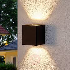 lukas led outdoor wall l with deco filters outdoor led