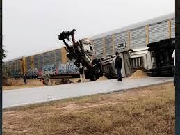 100 Train Vs Truck 1 Injured In Train Vs Semi Accident In Coffee County
