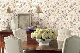 Dining Room Feature Wall Full Size Of Home For Wonderful Wallpaper