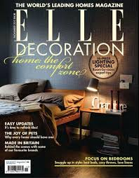 House Decorating Magazines Uk by 160 Best Elle Decor International Covers Images On Pinterest