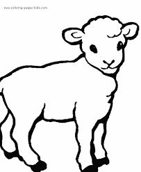 Sheep Animal Coloring Pages 12 Inspiring Idea 036e197f7ea154c415b519a1589cb417