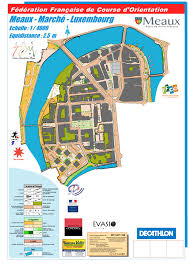 bureau vall meaux sprint lifco n 9 december 9th 2012 orienteering map from matrace fr