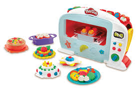 PLAY DOH KITCHEN CREATIONS MAGIC OVEN SET The Toy Insider