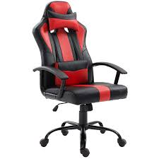 Red High Back Ergonomic Racing Car Style PU Leather Upholstered Seat Gaming  Chair Removable Headrest Pillow And Lumbar Cushion For C Dxracer Rw106 Racing Series Gaming Chair White Ohrw106nwca Ofm Essentials Style Faux Leather Highback New Padding Ueblack Item 725999 Ascari Ai01 Black Office Official Website Pc Game Big And Tall Synthetic Gaming Chair Computer Best Budget Chairs Rlgear Shield Chairs Top Quality For U Dxracereu Details About Video High Back Ergonomic Recliner Desk Seat Footrest Openwheeler Simulator Driving Simulator Costway Wlumbar Support