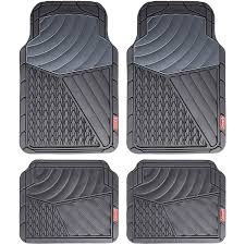 Coleman Car Truck Floor Mat 4pc All-Weather Heavy Duty Semi Custom ...