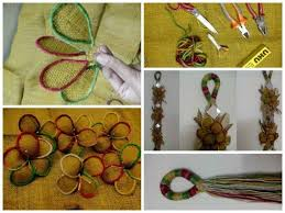 How To Make A Wall Hanging By Jute