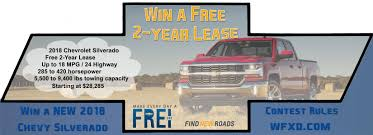 100 Win Truck Of A Lifetime Silverado Summer Giveaway Upper Peninsula Of