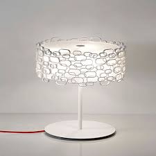 Terzani Glamour Modern Table Lamp by Dodo Arslan