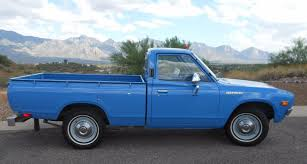 Original Arizona Truck: 1974 Datsun 620 Pickup