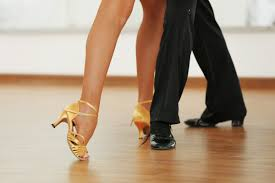 Stinky Ballroom Dance Shoes