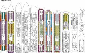 Azamara Journey Ship Deck Plan by Cruise Ship Deck Plans Radnor Decoration