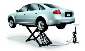 Car Lifts for your Professional Shop or Home Garage