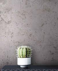 newroom vliestapete grau tapete beton modern betonoptik betonwand anthrazit zement industrial für schlafzimmer wohnzimmer küche