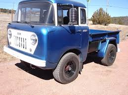 100 Willys Jeep Truck For Sale 1959 FC150 Edgewood NM SOLD E