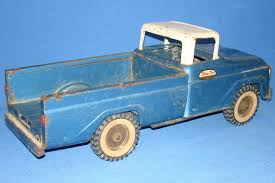 Antique Toys For Sale | ... TRUCK BLUE DELUXE SET #130 - Vintage ...
