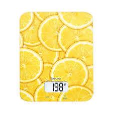 balance de cuisine beurer balance de cuisine beurer ks 19 lemon batolis com