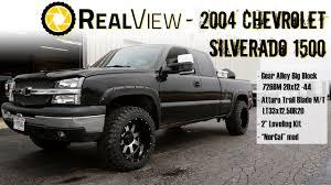 RealView - Leveled NorCal 2004 Chevy Silverado 1500 W/ 20