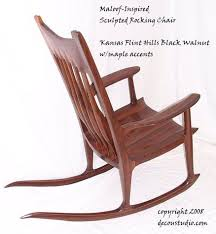 Sam Maloof Rocking Chair Plans - WoodWorking Projects & Plans Building A Sam Maloof Style Rocking Chair Foficahotop Page 93 Unique Outdoor Rocking Chairs High Back Chairs 51 For Sale On 1stdibs Childs Rocker Seatting Chair Maloof Style By Bkap Lumberjockscom Hal Double Outdoor Taylor Inspired Licious Grain Matched Black Walnut Making Inspired Fewoodworking Plans Mcpediainfo
