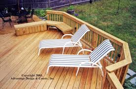 Restaining A Deck Do It Yourself by Are You Feeling Pressured To Treat Your Pressure Treated Deck