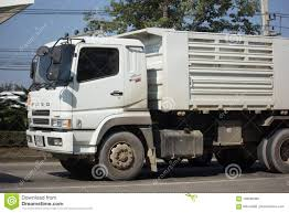 100 Mitsubishi Fuso Truck Private Dump Editorial Stock Photo Image Of