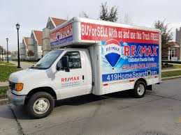 RE/MAX Unlimited Results Realty Box Truck