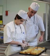 gérôme apprenti cuisinier en liens