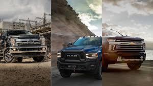 100 Big Trucks Pictures Line In The Dirt Detroit 3 Automakers Bet Big On Big Trucks Autoweek