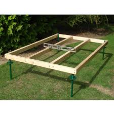 Shed Anchor Kit Bunnings by Garden Shed Base Plans Outdoor Furniture Design And Ideas