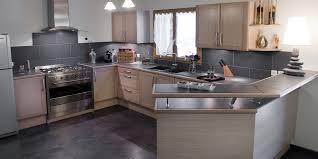 faire une cuisine vente de cuisine en bois avec plan snack ã foy acr faire sa