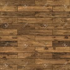Seamless Dark Walnut Laminate Flooring Texture Background Stock Photo