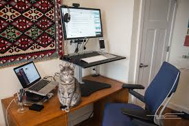 Ergo Standing Desk Kangaroo by The Best Standing Desks